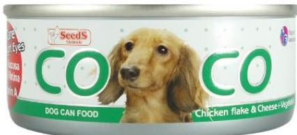 COCO Chicken, Cheese & Vegetable 80g
