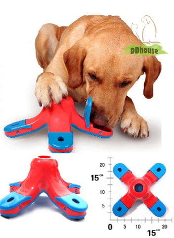 Kyjen Kibble Drop Pet Puzzle Toys Singapore Outward Hound treat-seeking puzzle Dog IQ Games Puppy Interactive games
