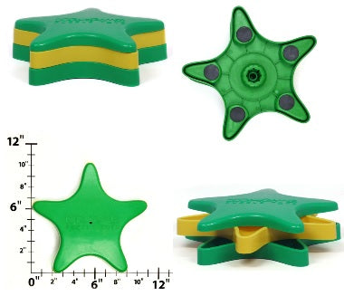 Kyjen Star Spinner Dog Toy Puzzle Outward Hound Star Spinner Games for dogs Puzzle Game for dog IQ games Singapore