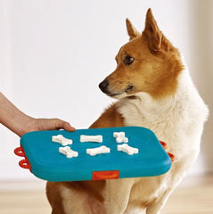 Big deal Dog Casino Food Feeder Toys Slow Feeder for Pet Treasure Hunt Educational Slow Feeding Interactive Puzzle Training Toy