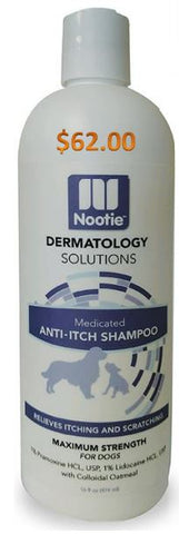 Nootie Pet Medicated Pet Shampoo singapore Anti Itch