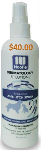 Nootie Dermatology & Wellness Anti Itchy Spray