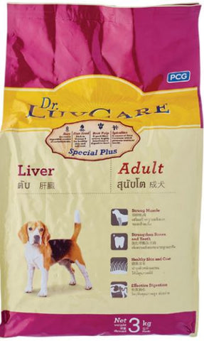 Dr Luv Care Adult Liver 3kg/ 9kg