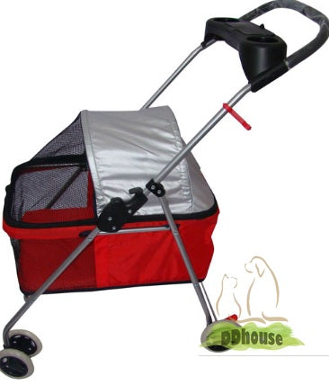 super convenient pet carrier / pet stroller - ddhouse