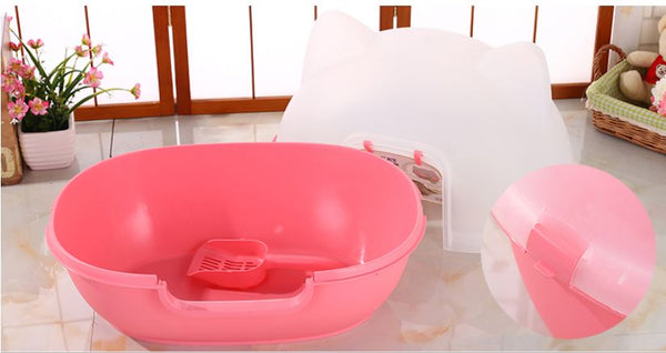 Cat Litter Trays Cat Boxes Cat Toilets at Pets