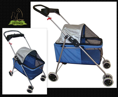 Light weight pram for pets