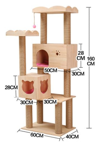 Singapore DDhouse Online Cat Supplies Cat Tree
