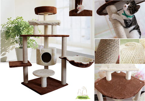 DDhouse online Pet supplies cat condo