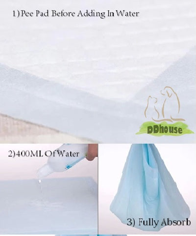 Pee Pad Training Pad Wee Pad High Absorbency odor control ddhouse
