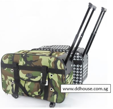 Stylish pet trolley - ddhouse online pet supplies