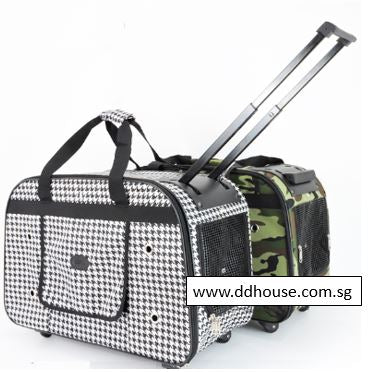 Trendy Pet Pulling Carrier - ddhouse online pet supplies