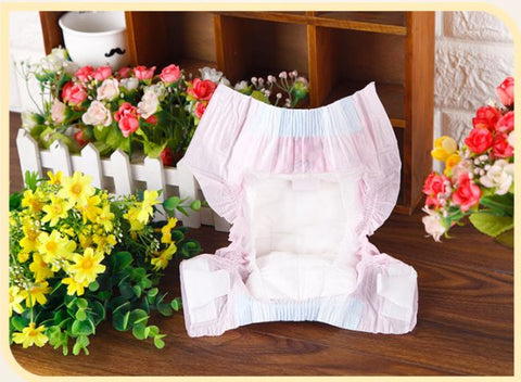 high quality diaposable pet diaper