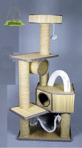 Sedge Quality Cat Tree -DDhouse