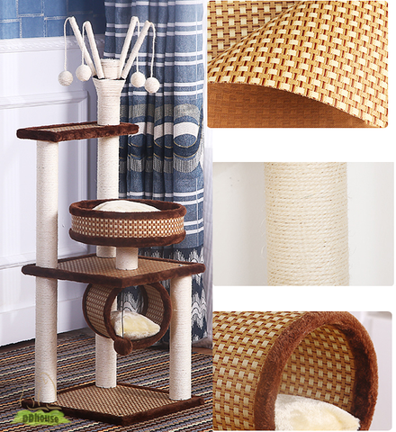 High quality cat tree - ddhouse online pet supplies