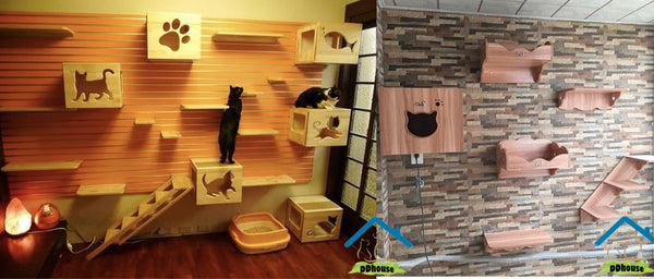 Wall Pet Beds Cat Bed on the Wall Singapore Wooden Cat Furniture