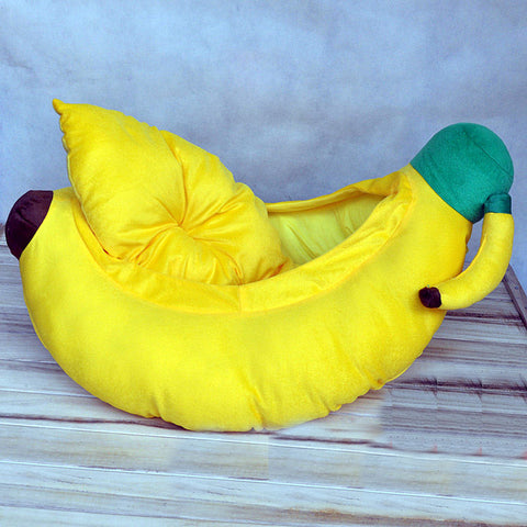 Banana Design Dog bed
