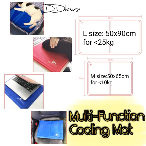 Multi Functional Cooling Pad For Dog and Cats