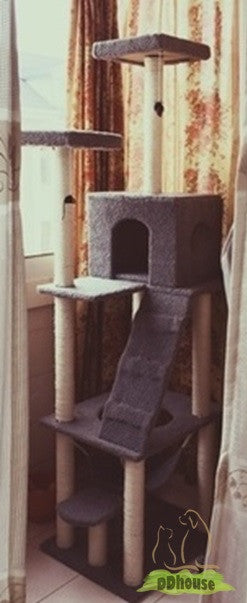 Cat love cat tree cat condo cat scratcher