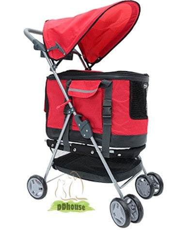 3 in 1 Multi-Function Pet Stroller