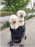 3 in 1 Dog Prams in Singapore , Detachable Pet Carrier
