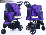3 Wheel Pet Pram Pet Stroller - DDhouse Singapore Online Pet Supplies and Pet Products - 10