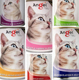 15 Cans X Angel Cat Wet Cat Food 400g