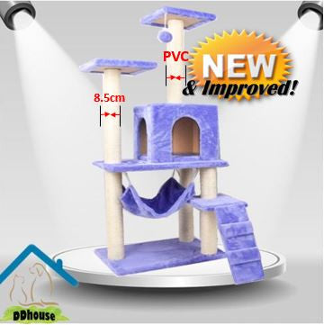 Large PVC Cat Climber Cat Condos - DDhouse Singapore Online Pet Supplies and Pet Products