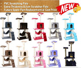 PVC scracth Pole Singapore Cat Trees Extra Thickness Scratching Post Cat Condos Cat Climbers Cheap Cat Scratchers