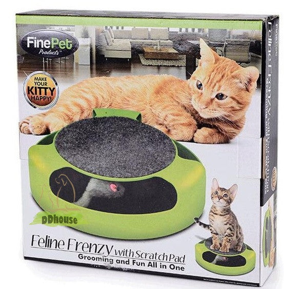 Catch the Mouse Motion Cat Toys