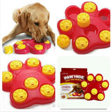 Outward Hound Paw Hide Puzzle Dog IQ Toys - DDhouse Singapore Online Pet Supplies and Pet Products - 3