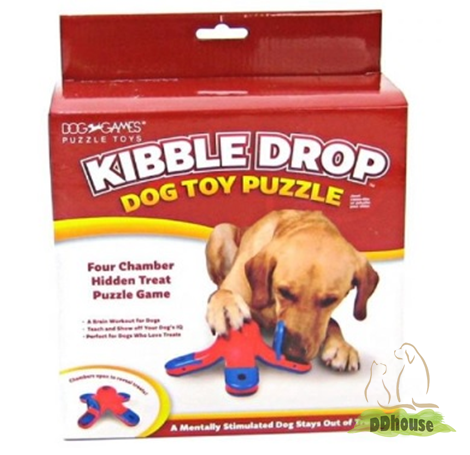 Outward Hound Kyjen Kibble Drop Dog Toy