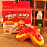 Outward Hound Treat Triad Dog Toy - DDhouse Singapore Online Pet Supplies and Pet Products - 5