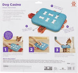 Dog Casino interactive Dog Toy Outward Hound