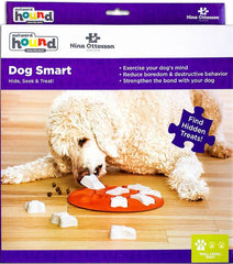 DOG SMART Dog Feeding Toy to train slow eating habbit