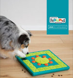 The MultiPuzzle is our most challenging puzzle game for dog
