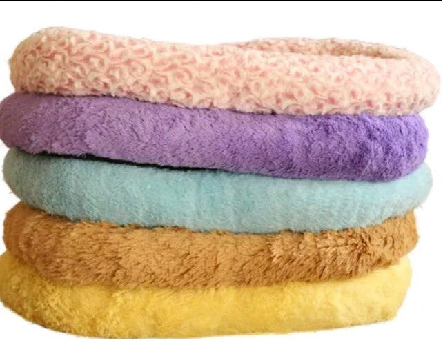 Soft Fleece Pet Bed Sleeping Cushion