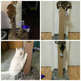 Extra Large Sisal Mat Scratch Post For Cats Singapore Cat Products