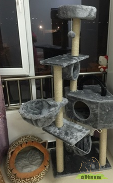 Cat Scratching Trees - DDhouse Singapore Online Pet Supplies and Pet Products - 1