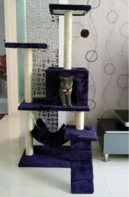 Large Cat Climber Cat Condos - DDhouse Singapore Online Pet Supplies and Pet Products - 1