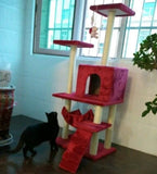 Large Cat Climber Cat Condos - DDhouse Singapore Online Pet Supplies and Pet Products - 3