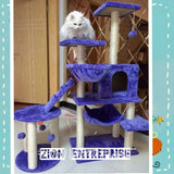 2 in 1 Extra large Cat Climber - DDhouse Singapore Online Pet Supplies and Pet Products - 3