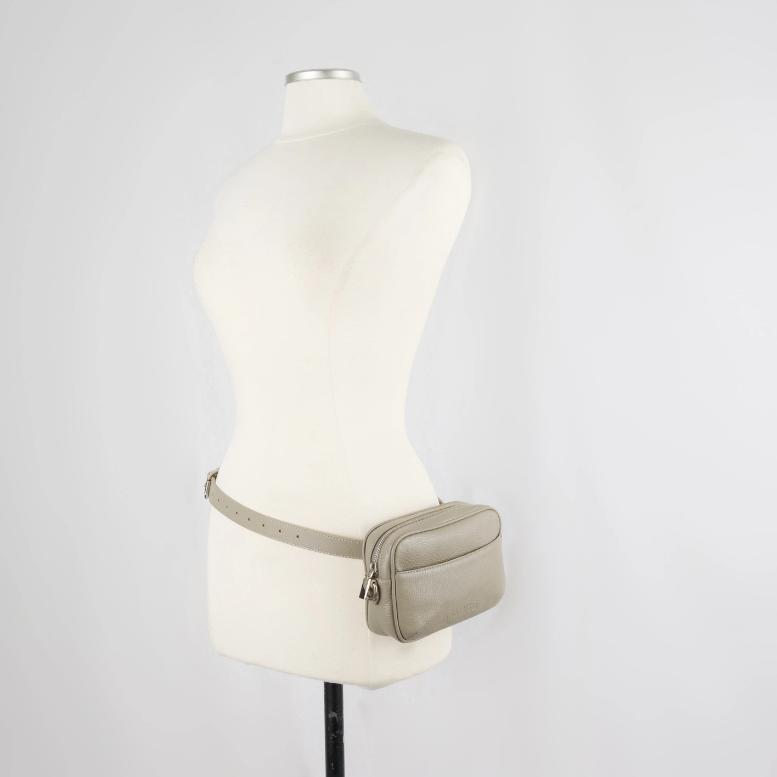 The Urban Crossbody Beltbag - Parisienne Taupe