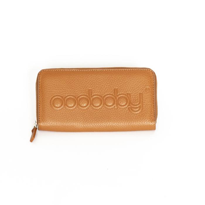 The Urban Wallet Wristlet - 1969 Woodstock Brown