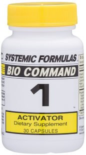 Systemic Formulas 1 ACTIVATOR