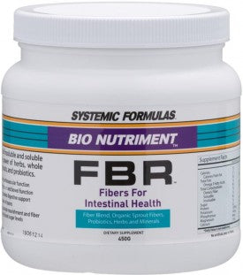 Systemic Formulas FBR Fibers for Intestinal Health