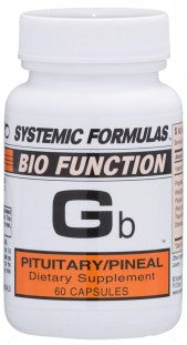 Systemic Formulas Gb – PITUITARY/PINEAL
