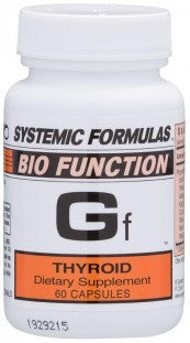 Systemic Formulas Gf – THYROID