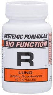 Systemic Formulas R – LUNG