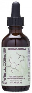 Systemic Formula Spectra TWO – Herbal Whole Food Cellular Multi-Vitamin Oil