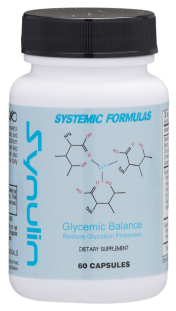 Systemic Formulas Synulin – Glycemic Balance